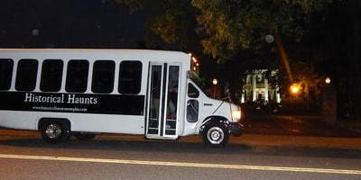Haunted Memphis Bus Tour-Limited seating available