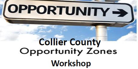 Development Benefits of Collier County's Qualified Opportunity Zones tickets