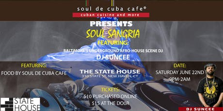 Soul Sangria tickets