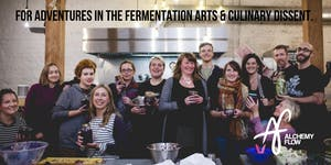 Fermented Foods Workshop - Special Edition Hertford