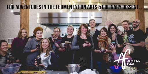 Fermented Foods Workshop - Special Edition Hertford