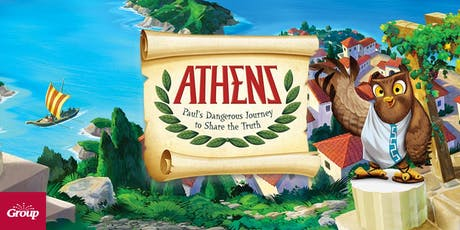 Athens Grade School Summer Day Camp - (July 22-26) 2019 tickets