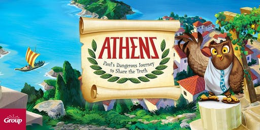Athens Grade School Summer Day Camp - (July 22-26) 2019