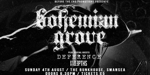 Bohemian Grove/Deference/In Depths Plus Supports