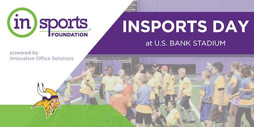 InSports Day at US Bank Stadium