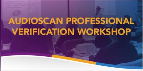 Audioscan Workshop - Omaha tickets
