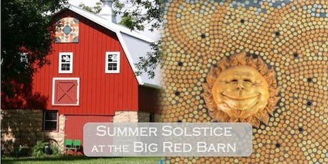 Summer Solstice at the Big Red Barn tickets