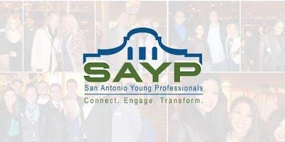 Quarry Village + SAYP Present: Shop, Sip, & Mingle