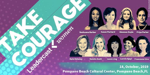 Leadercast Women South Florida 2019