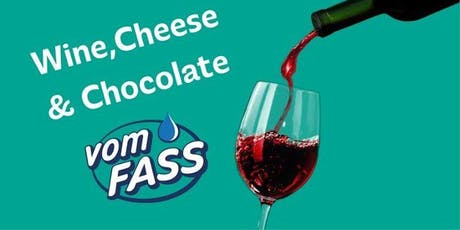 Wine, Cheese & Chocolate - Lincoln Square tickets