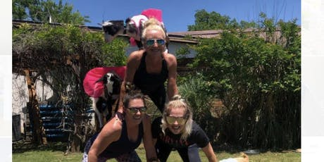 Goat Yoga Benefiting RHS Varsity Cheer! tickets