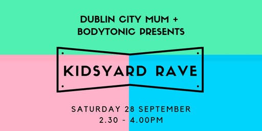 Kidsyard Rave @ Jam Park - Saturday September 28th