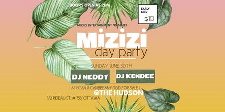MiZiZi DAY PARTY tickets