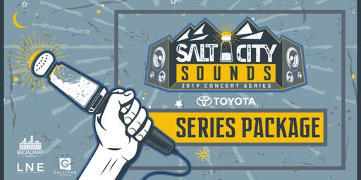 Salt City Sounds Concert Series - FULL SERIES PASS