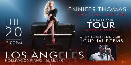 Jennifer Thomas - The Fire Within Tour (Los Angeles, CA)- Ft. J.ournal Poems tickets
