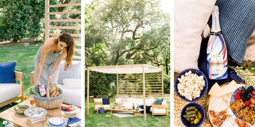 Chandon Summer Cabana Experience (for up to 16 guests)