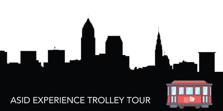 ASID Experience Trolley Tour tickets