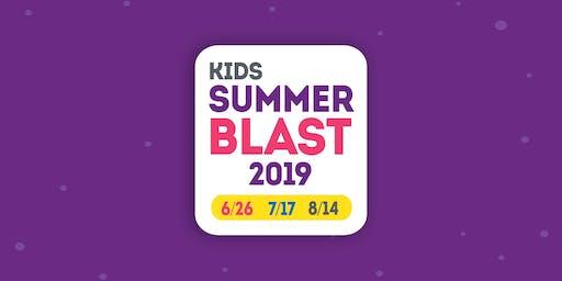 Summer Blast 2019 Workers