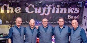 The  Cufflinks Band live on the Gig Rig, Main Street, Dungloe