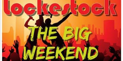 The Big Weekend with Freddie Mercury & May