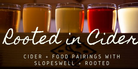 Rooted in Cider tickets