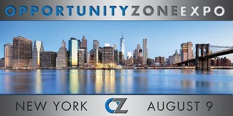 Opportunity Zone Expo New York City tickets