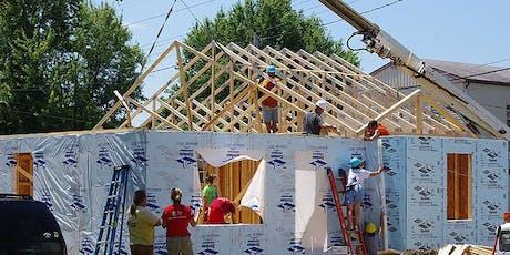 Giving Back - Muncie Habitat Build Day tickets