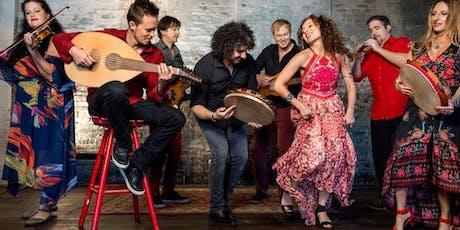 FAMILY DANCE: TARANTELLA tickets