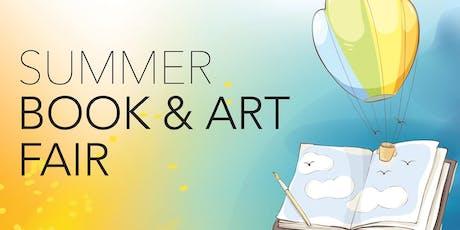 Summer Book & Art Fair tickets