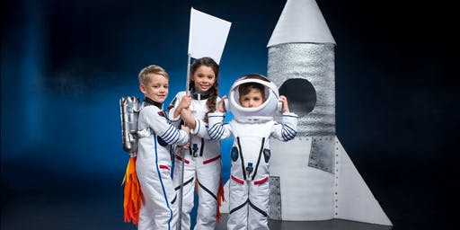 Storm Innovations Summer Day Camp - Week 6: Space