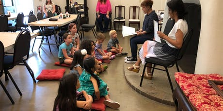 Storytime and Art tickets
