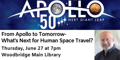 From Apollo to Tomorrow - What's Next for Human Space Travel?