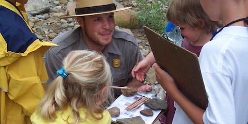 Junior Ranger: Fossil Fun