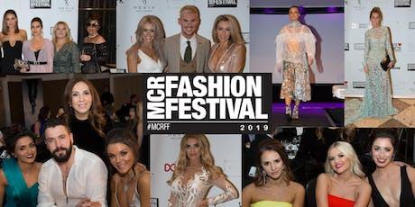 MCR Fashion Festival 2019 tickets