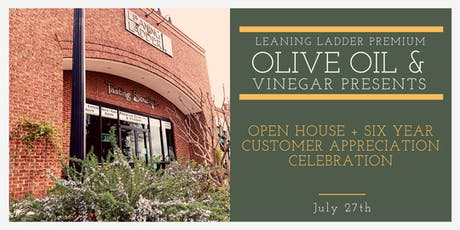 Open House & 6 Year Customer Appreciation Celebration tickets