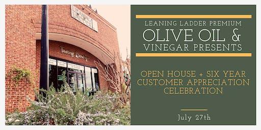 Open House & 6 Year Customer Appreciation Celebration