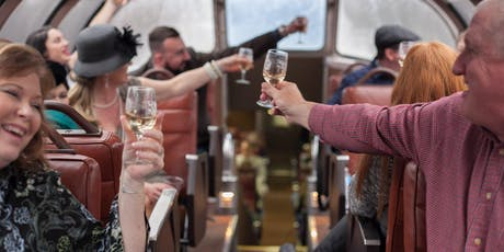 Capitol Theatre Wine Train 8/31 *First Class* tickets