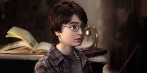 Film Thursday-Harry Potter and the Sorcerer's Stone