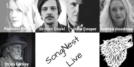 SongNest Live, Tuesday July 2nd, 2019 tickets