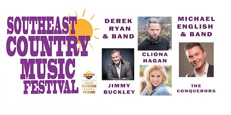 SOUTHEAST COUNTRY MUSIC FESTIVAL 2019 tickets