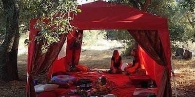 Elder Farm Red Tent