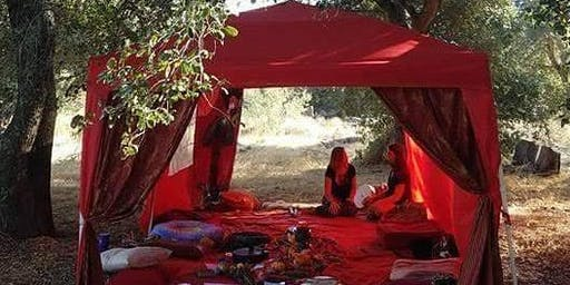 Elder Farm Red Tent