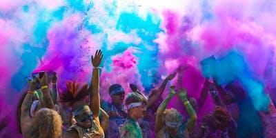 Austin Color Craze Run