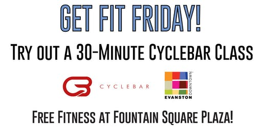 CycleBar Rides at Fountain Square