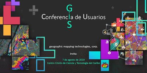 Conferencia de Usuarios de GIS