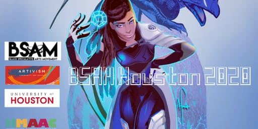 Black Speculative Art Movement Houston Conference 2020: Perfect Vision
