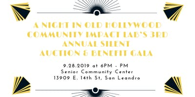 A Night in Old Hollywood: 3rd Annual Benefit Gala & Auction