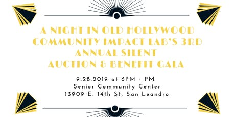 A Night in Old Hollywood: 3rd Annual Benefit Gala & Auction tickets