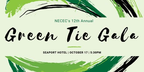 NECEC's 12th Annual Green Tie Gala tickets