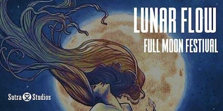 Lunar Flow - Full Moon Festival tickets